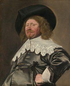 Claes Duyst van Voorhout, Frans Hals van