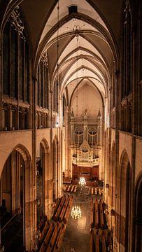 Utrecht Stadt Dom Kirche von Johan Breij