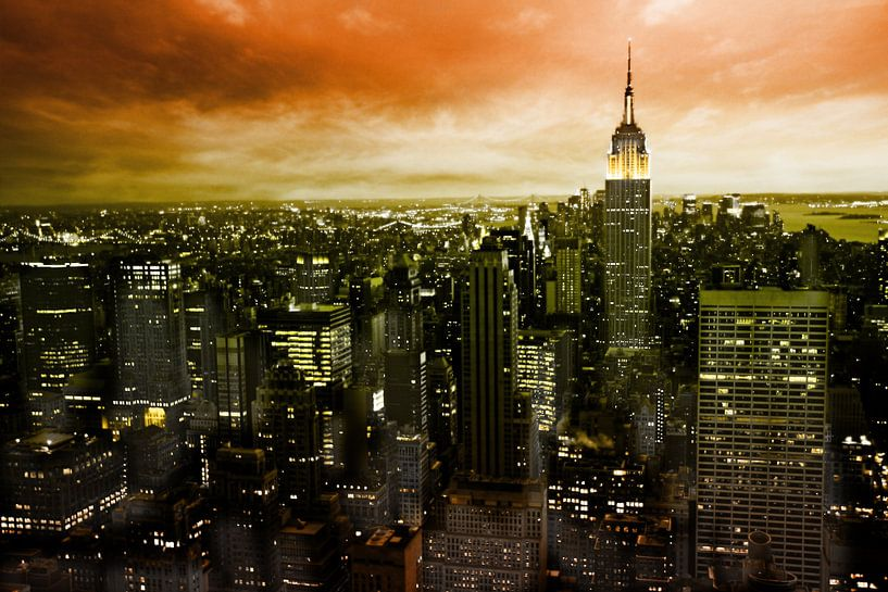Dark New York van Marcel Schauer