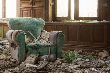 le siège vert