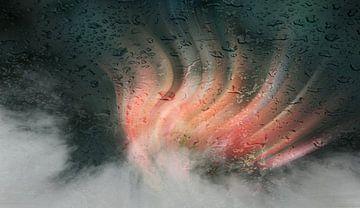Digitale kunst : Subditis colorum van Michael Nägele