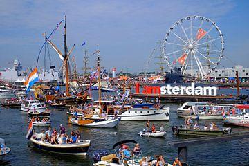 Sail Amsterdam 2015 van Andre Bolle