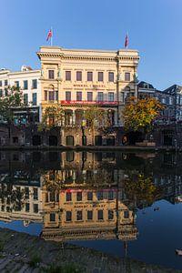 De Winkel van Sinkel aan de Oudegracht in Utrecht