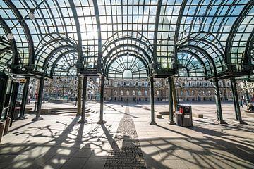 Stadhuismarktpaviljoen Hamburg van Ariane Gramelspacher
