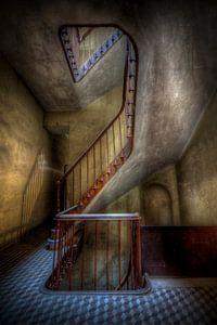 Urbex Stairs