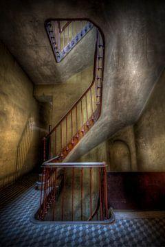 Urbex Stairs sur Henny Reumerman