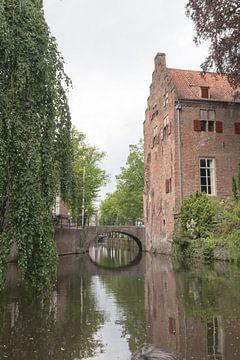 Un fossé d'Amersfoort. sur Rijk van de Kaa