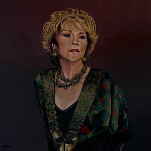 Etta James Schilderij