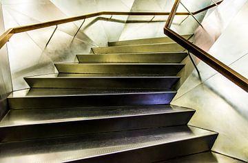 Dronken trap van