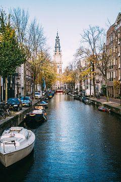 Zuiderkerk Amsterdam sur