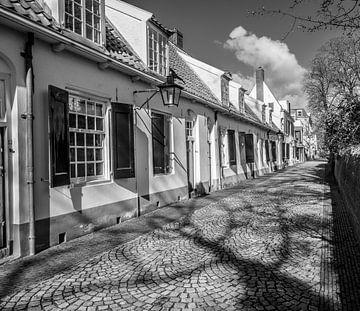 Verlaten Bruntskameren, vijftien historische eenkamerwoningen in Utrecht von Petra Cremers