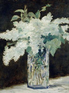 Weißes Flieder, Édouard Manet