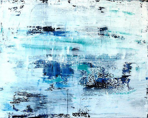 Eiszeit van Claudia Färber