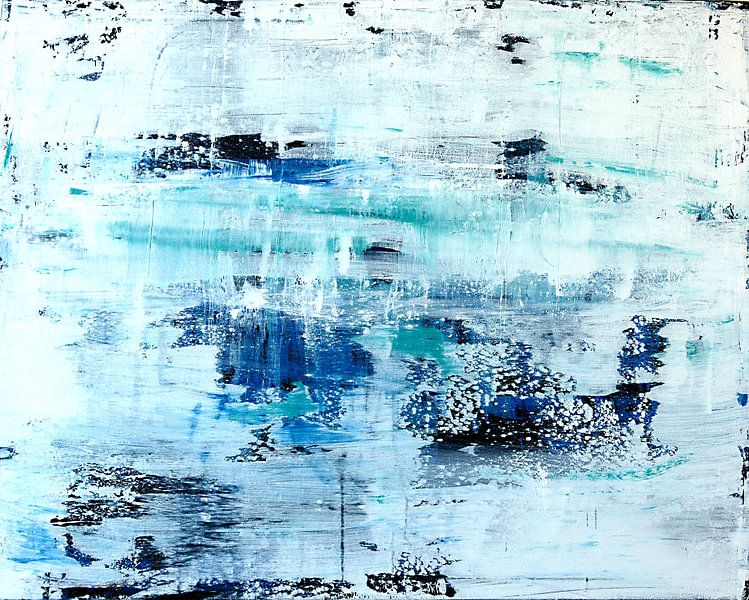 Eiszeit von Claudia Färber