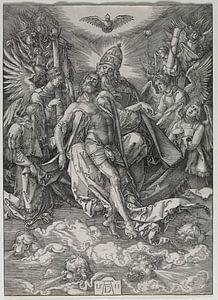 Die Heilige Dreifaltigkeit, Albrecht Dürer