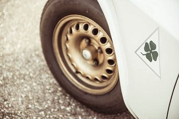 Alfa Romeo Giulia Sprint GTA Wheel van Sytse Dijkstra