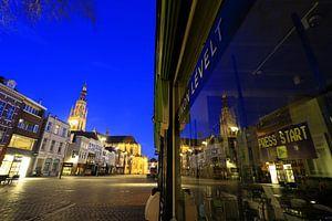 Grote Markt Breda van Andre Bolte