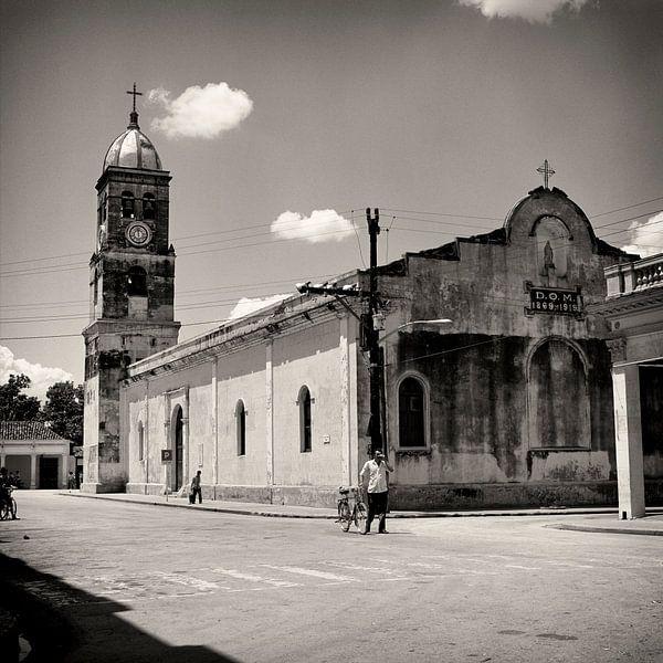 Kathedraal stad Bayamo van Cor Ritmeester
