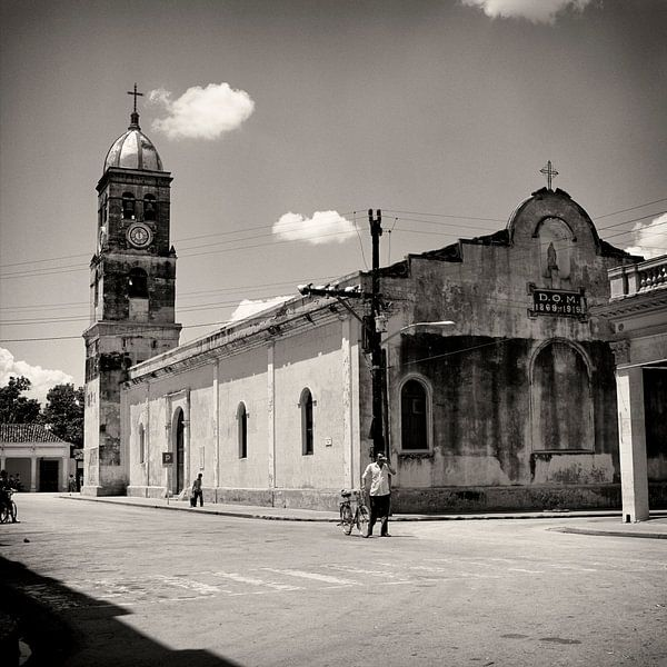 Kathedraal stad Bayamo