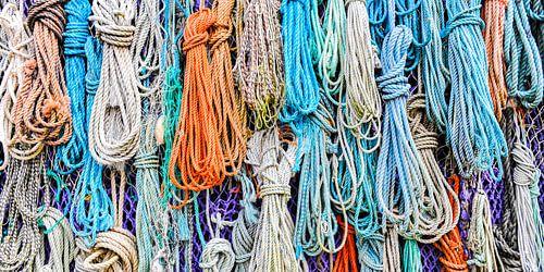 Verzameling touwen