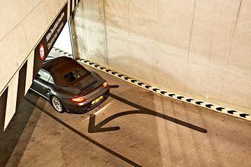 Porsche 911 Turbo S Cabriolet von Merlijn Viersma