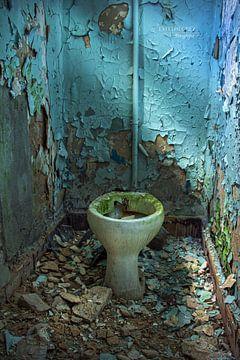 Städtische Toilette von Exitthegrey Fotografie