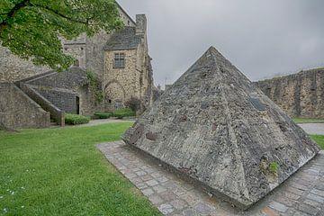 Kasteel van Bricquebec, Normandië van