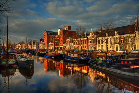 Lopende Diep, Groningen