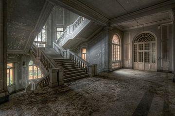 Riesige Treppe sur Roman Robroek
