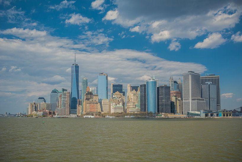 Manhattan van Jeroen de Jongh