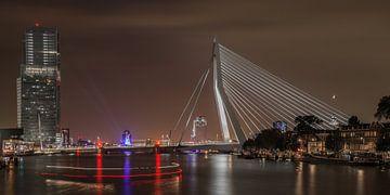 Rotterdam Erasmusbrug WHD 2015 #1 van John Ouwens