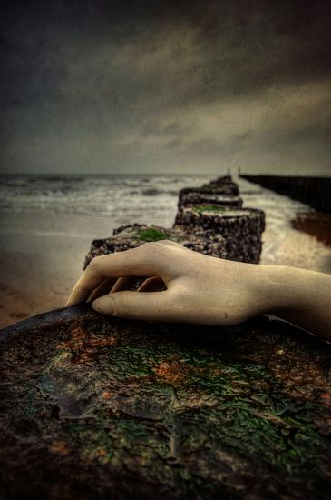 Digitaal - Drowning 3 van Angelique Brunas