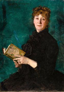 Carolus-Duran~Pauline Marie Charlotte Carolus Duran (1839-1912)