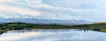 Mount Denali Alaska sur