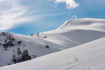 Berghang in den österreichischen Alpen von Easycopters
