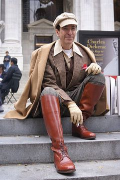 New York Fashion van Victor de Reuver