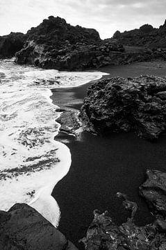Strand auf La Palma von Kees Kroon