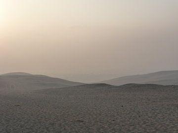 'Woestijn', Cairo- Egypte van Martine Joanne