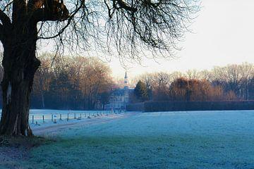 Winterlandschaft von Tania Perneel