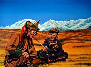 Mongolia Land of the Eternal Blue Sky