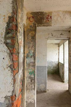 Oude duitse bunker op Terschelling van Tonko Oosterink