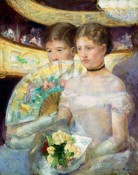 De Loge, Mary Cassatt