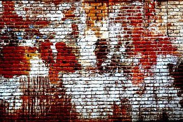 Urban Painting 67 van MoArt (Maurice Heuts)