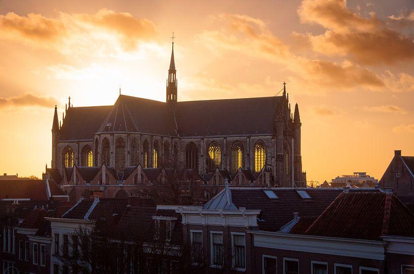 Hooglandse Kerk von Martijn van der Nat