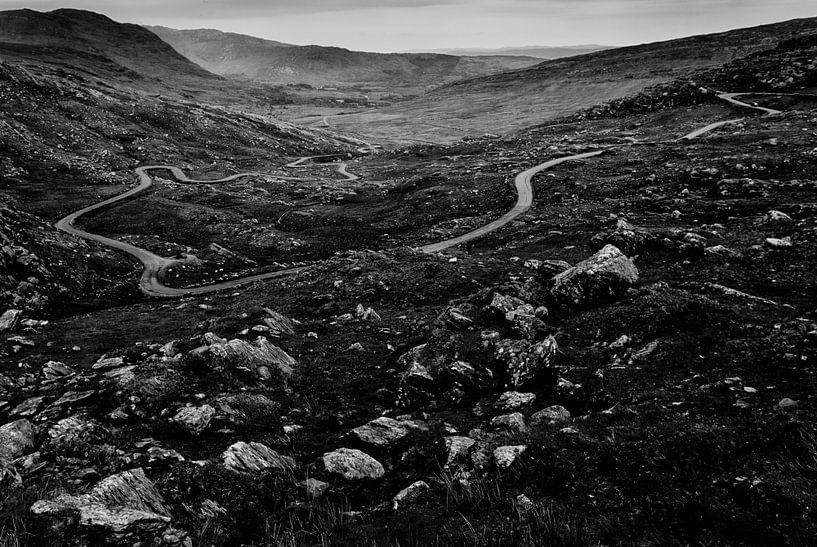 Healy Pass, Ierland van Hans Koster