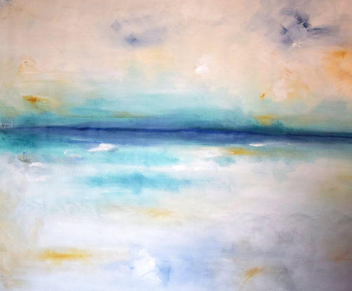 Blue Waves  van Maria Kitano