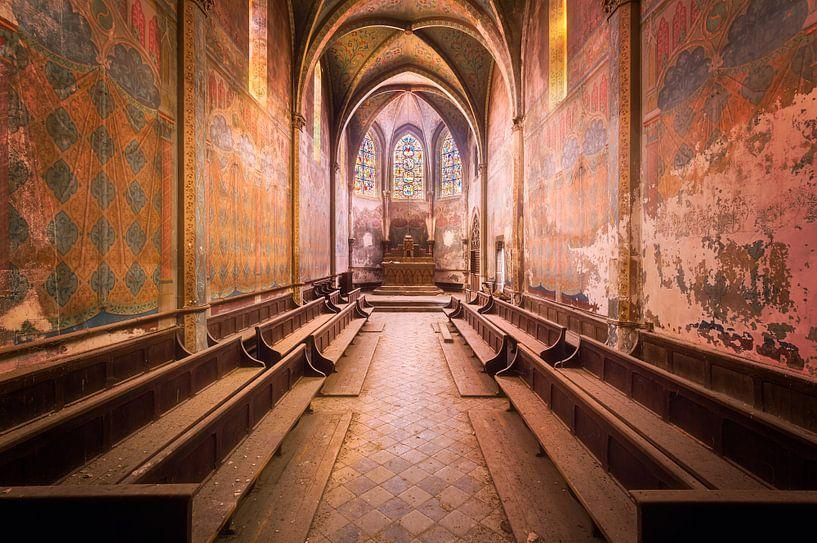 Kerk vol Kleuren. van Roman Robroek