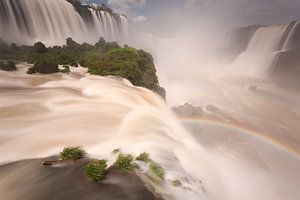 Foz do Iguazu waterval
