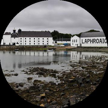 Laphroaig distillery