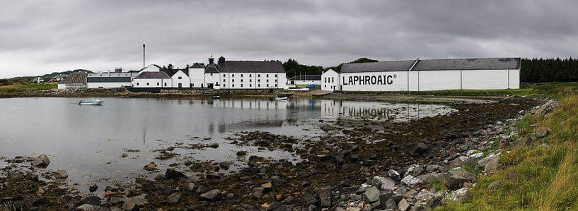 Laphroaig distillery von Jasper van der Meij